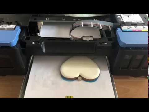 Принтер пищевой CANON для пряников