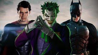 La Liga de la Justicia (Injustice) Pelicula Completa l Escenas del juego ESPAÑOL LATINO