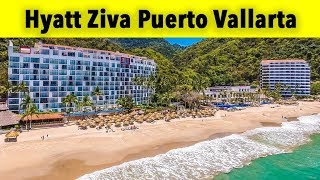 Hyatt Ziva Puerto Vallarta 4k 2018 All inclusive Mexico