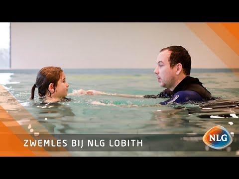 Zwemles bij NLG Lobith!