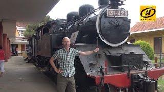 Приключения капитана Врангеля  самая красивая ж/д станция в индокитае