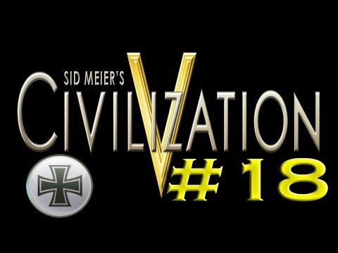 Civilization 5 Multiplayer - Island Nations - with MadCroc & Friends ep.18