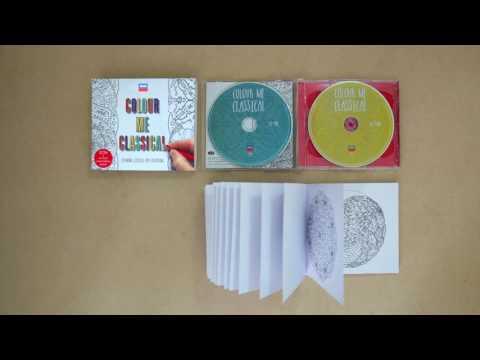 Colour Me Classical - Album Trailer