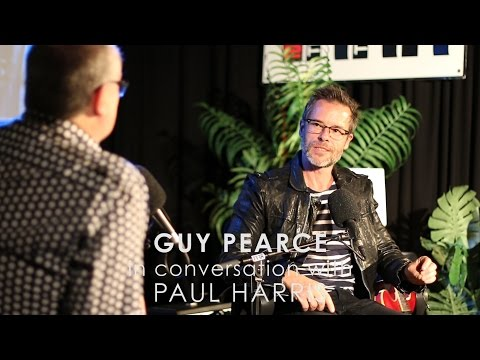 Guy Pearce in conversation with Paul Harris (Live at 3RRR)