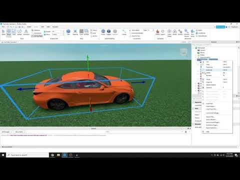 Scripting A Moving Model [FE U0026 TWEEN SERVICE!! BEST WAY!]   ROBLOX Scripting