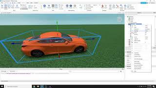 Scripting A Moving Model [FE & TWEEN SERVICE!! BEST WAY!]   ROBLOX Scripting