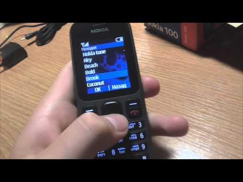 Анбоксинг и обзор мобильного телефона