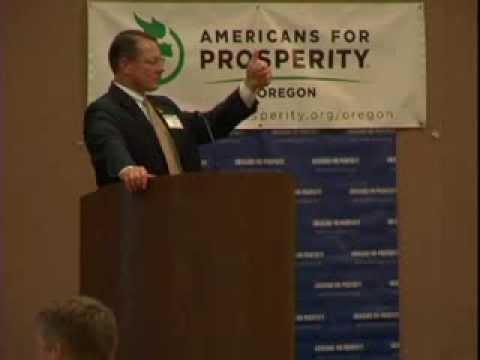 Ken Ivory's presentation to Eugene OR  Sept. 2013