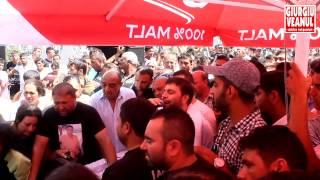 Inmormantare Ianos bulibasa din Ghimpati canta Florin Salam