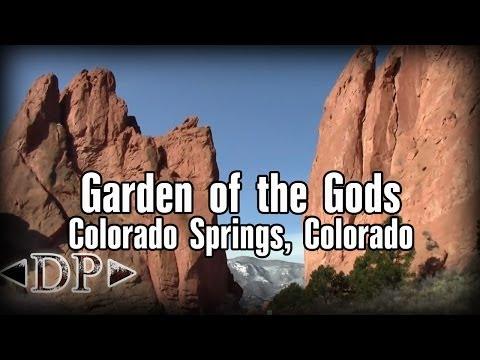 Garden of the Gods - Colorado Springs, Colorado