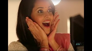 """Famous Anchor """"ANASUYA""""Shocking expressions back to back in seconds for a photo shoot Shri ram chit"""