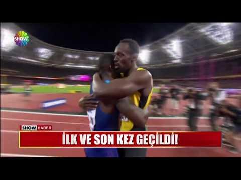 Usain Bolt'u da geçen çıktı