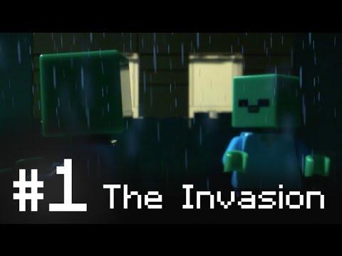LEGO Minecraft: The Grand Adventure - Part 1: The Invasion