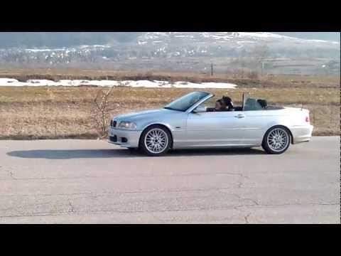 VANESSA & BMW CONVERTIBLE 18.03.2012