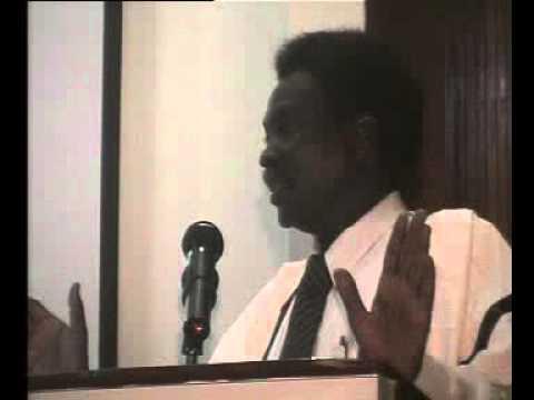 Professorship Lecture Prof Mubarak Abdulahim Abdullah,University of Khartoum
