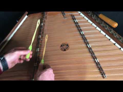Lesson 5: Hammered Dulcimer Line Chords
