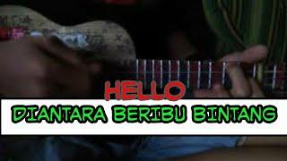 DIANTARA BERIBU BINTANG~Hello ||||| COVER UKULELE @RckTeam