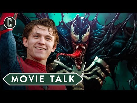 Spider-Man Rumored to Appear in Venom Movie – Movie Talk