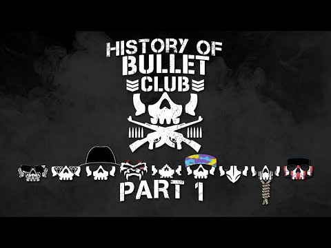 PWUnlimited Presents: The History Of Bullet Club Part 1