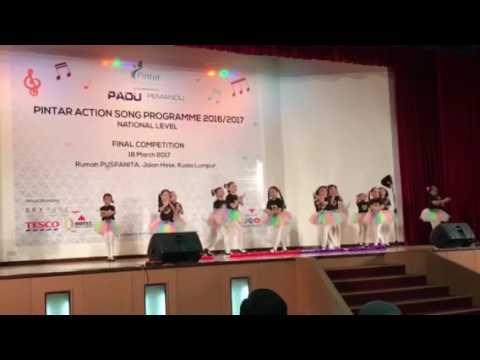 skpp 8(2) Putrajaya (action song 2017 pintar fondation)