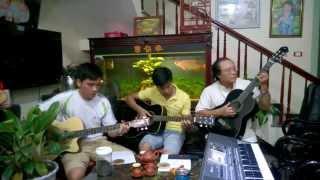 Bèo dạt mây trôi Guitar Hà Ân Xuân Trường
