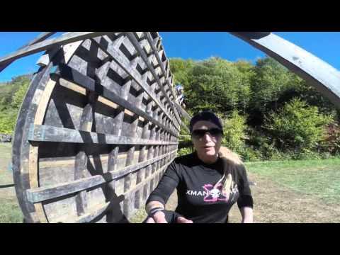 XMAN RACE SKI LE RELAIS QUEBEC 2015 GO~PRO