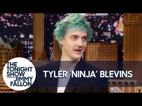 """Tyler """"Ninja"""" Blevins' Top Three Favorite Video Games"""