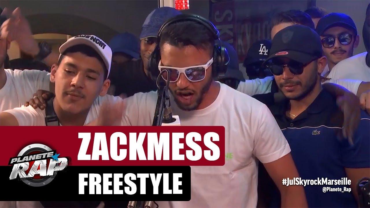 ZackMess - Freestyle #PlanèteRap