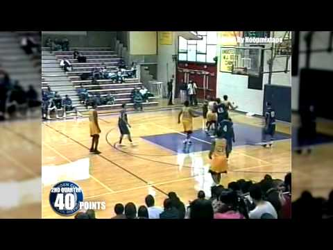 Dajuan Wagner 100 Point Game! ALL Field Goals!