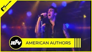 American Authors - Best Day Of My Life   Live @ Jbtv