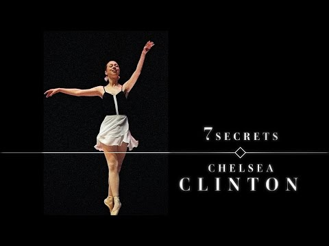 7 Secrets - Chelsea Clinton - Variety Power of Women Cover Shoot