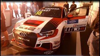 AUDI RS3 LMS RACING CAR TCR R.REST WALKAROUND + INTERIOR