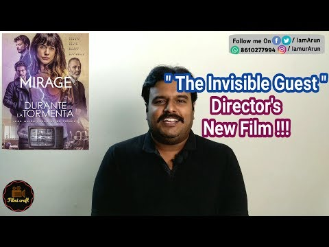 Mirage (2018) Spanish Sci-fic Thriller Movie Review In Tamil By Filmi Craft