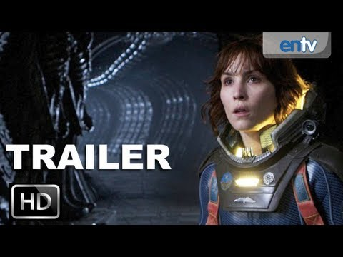 Prometheus Official International Trailer 2 [HD]: Noomi Rapace, Michael Fassbender & Charlize Theron