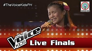 "The Voice Kids Philippines Season 3 Live Finals: ""Pangako"" by Antonetthe"