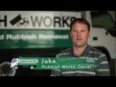 Trust Rubbish Works to remove junk and trash anywhere in Seattle and Bellevue