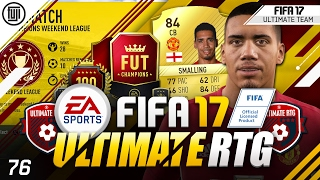 FIFA 17 ULTIMATE ROAD TO GLORY! #76 - BEST EVER START!!!!!!