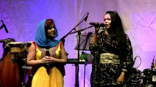 Farah kaftan Somali girl singing in Indian song   Hindi Songs 2016 Bollywood