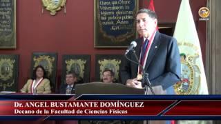 Tema: Doctor Honoris Causa para el Doctor Roberto Cesareo - Completo