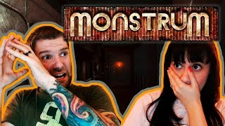 SO. FREAKING. SCARED. | Monstrum
