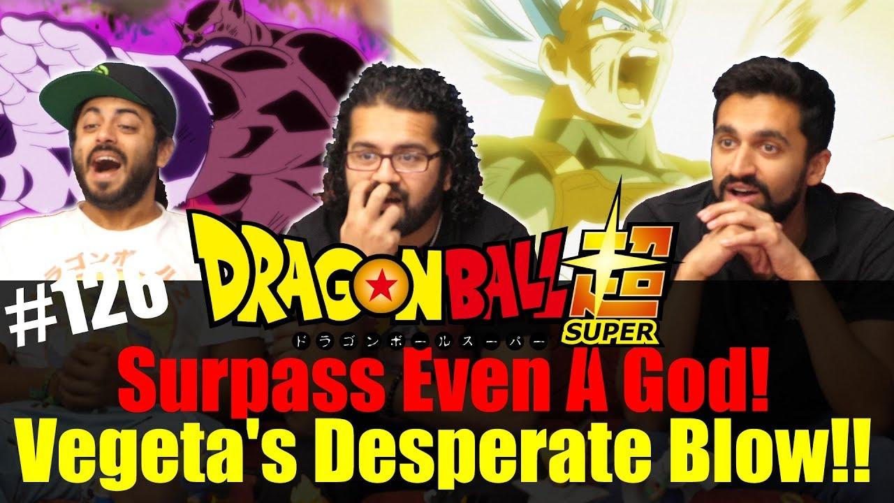 Download Dragon Ball Super ENGLISH DUB - Episode 126 - Group Reaction