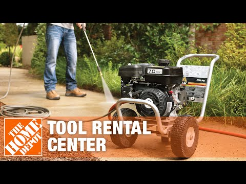 The home depot tool rental center pressure washers youtube - Renter s wallpaper home depot ...
