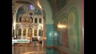 Мощи святого Понтелиимона в Минусинске