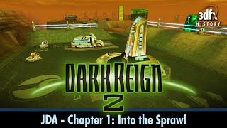 3dfx Voodoo 5 6000 AGP - Dark Reign 2 - JDA - Chapter 1: Into The Sprawl [Gameplay/60fps]