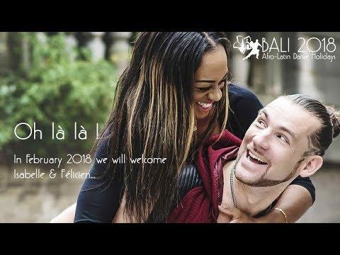 Bali Afro Latin Dance Holidays 2018