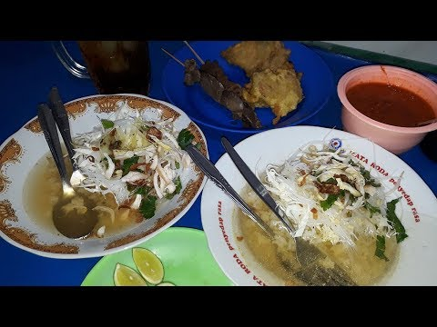 murah-dan-enak-banget!!!-soto-sampah-favorit-mahasiswa-yogyakarta---kuliner-malam-jogja-street-food