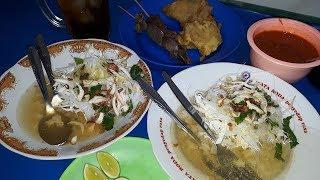 MURAH DAN ENAK BANGET!!! Soto Sampah Favorit Mahasiswa Yogyakarta - Kuliner Malam Jogja Street Food
