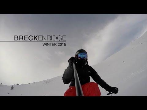 GoPro: Skiing Breckenridge in 4k