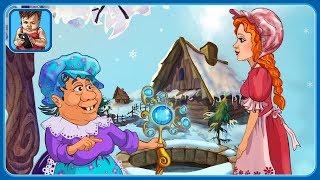Märchen für Kinder * Frau Holle * Märchen der Brüder Grimm * Geschichten auf Deutsch für Kinder