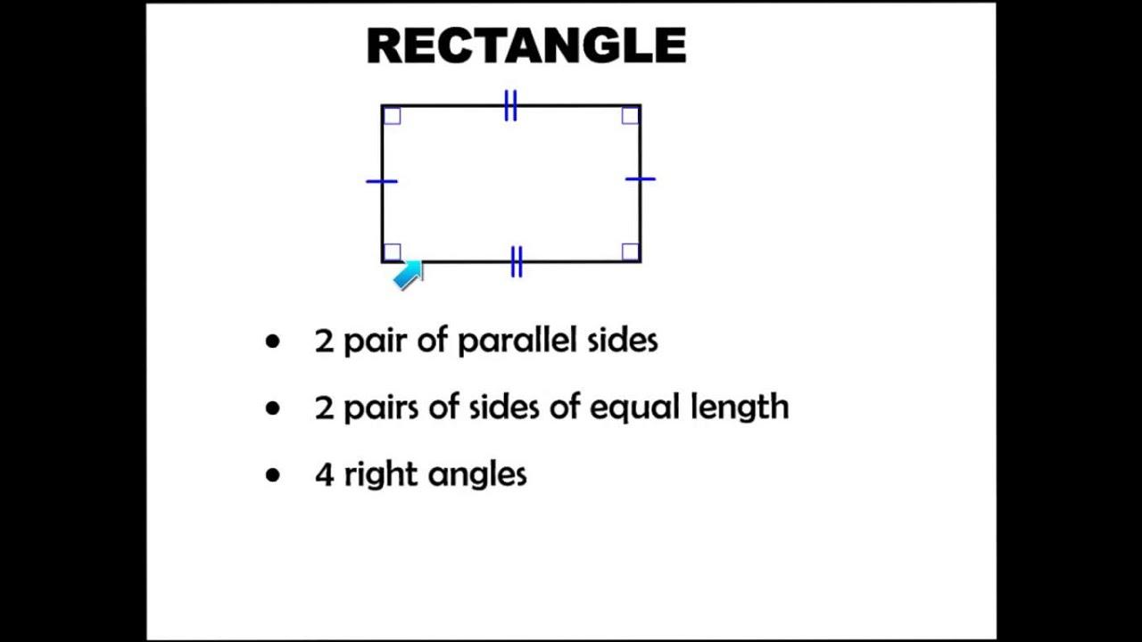 small resolution of Lesson 10.4 Classify Quadrilaterals - YouTube